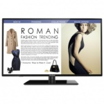 "LFD панель 42"" ViewSonic CDE4200-L-E Black"
