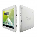 "Планшетный компьютер 3Q  Tablet  PC  Qoo!/LC0901D/18A4/9""/800x480/ Amlogic AML8726-MXS/1.5 GHz/ DDR3 1GB/iNand 8GB/Wi-Fi/0,3MP+2MP/3500mAh/Android 4.1 [72337]"