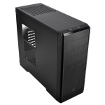 Корпус Thermaltake <CA-1A6-00M1WN-00> Black Window Urban R21 ATX  без  БП