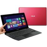 "Ноутбук Asus X200La (90NB03U8-M00100) Red i3-4010/4G/500G/11.6"" GL HD Touch/WiFi/BT/cam/Win8"