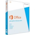 Программное обеспечение Microsoft Office Home and Business 2013 32-bit/x64 Russian Russia Only EM DVD No Skype (T5D-01763)