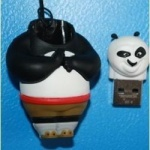 USB диск (флешка) Iconik RB-PANDA-8GB 8 Gb USB2.0