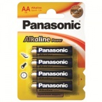 Элемент питания PANASONIC Alkaline Power Bronze/R6/АА/в блистере 4шт