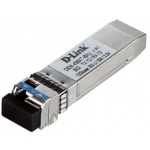 Мост D-Link 10GBASE-LR BiDi SFP  Transceiver (w/o DDM), 3.3V, up to 20 km single-mode fiber cable distance coverage, WDM, TX: 1270nm, RX: 1330nm (DEM-436XT-BXU/A1A)