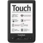 Электронная книга Pocketbook Touch 622 Black