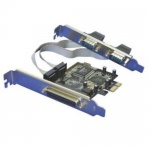 Контроллер PCI-E COM/LPT (2 1)port MS9901 bulk