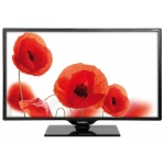 "LED телевизор 24"" Telefunken TF-LED24S6, Black"