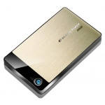 Внешний жёсткий диск Silicon Power 1 Tb USB 2.0 Gold (SP010TBPHDA50S2G)