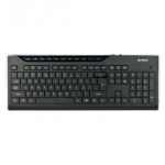 Клавиатура A4-Tech Slim Multimedia Keyboard KD-800L USB