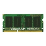 Модуль памяти Kingston ValueRAM DDR-III SODIMM 4Gb <KVR16LS11/4>  <PC3-12800> CL11  (for  NoteBook)