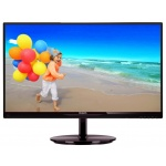 "LED монитор 23"" Philips 234E5QDAB (00/01) Black"