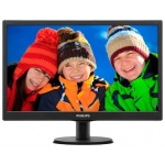 "LED монитор 19.5"" Philips 203V5LSB26/62(10) Black"