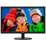 "ЖК монитор 21.5"" Philips 223V5LSB (10/62) black"