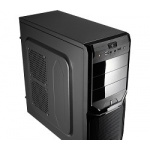 Корпус Aerocool V3X Advanced Black Edition Black ATX без БП