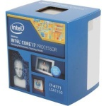 Процессор Intel Core i7-4771 BOX 3.5 ГГц/4core/SVGA HD Graphics 4600/1+8Мб/84 Вт/5 ГТ/с LGA1150