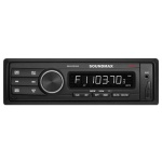 Автомагнитола SOUNDMAX SM-CCR3042 black