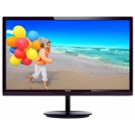 "LED монитор 24"" Philips 244E5QHAD/00 black"