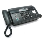 Факс Panasonic KX-FT982RU-B Black