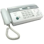 Факс Panasonic KX-FT982RU-W White