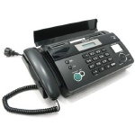 Факс Panasonic KX-FT984RU-B Black