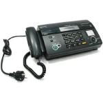 Факс Panasonic KX-FT988RU-B Black