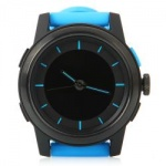 Смарт-часы CooKoo Watch, Black + Blue Watchband