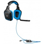 Гарнитура Logitech G430 Surround Sound Gaming Headset (981-000537)