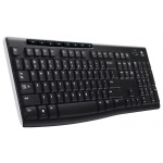 Клавиатура Logitech Wireless Keyboard K270 USB (20-003757)