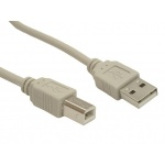 Кабель 5bites UC5010-030C USB2.0 AM-BM (3м)