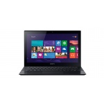 "������� Sony SVP1322M9R/B (SVP1322M9RB.RU3) Core i5-4200U/4Gb/128Gb SSD/HD4400/13.3""/1920x1080/Win 8 Single Language/black/BT4.0/WiFi/Cam"