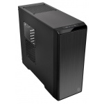 Корпус Thermaltake <CA-1A4-00M1WN-00> Black Window Urban T21 ATX без БП, с дверцей