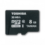 Флеш карта Toshiba <SD-C032UHS1(BL5A> microSDHC 32Gb UHS-I + SD Adapter