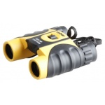Бинокль Veber WP 10x25 black/yellow