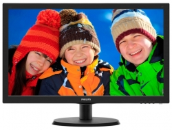 "ЖК монитор 21.5"" PHILIPS  223V5LHSB/01"