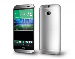 Смартфон HTC One M8 16Gb silver