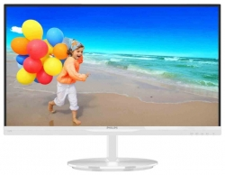 "LED монитор 21.5"" PHILIPS 224E5QSW(00/01) White"