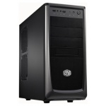 Корпус CoolerMaster RC-372-KKN1 Elite372 Black&Black ATX Без БП