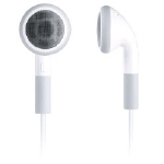 Наушники Apple iPod Earphones (MA662)