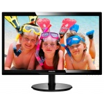 "LED монитор 24"" Philips 246V5LSB (00/01) Black"