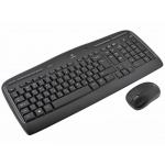 Клавиатура Logitech Wireless Combo MK330 (920-003995)