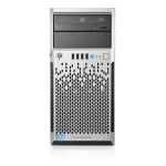 "Сервер HP ProLiant ML310e Intel Xeon E3-1220V3 3.1GHz 8MB 4Gb 1.3 DDR3 SATA 1Tb 7.2K 3.5"" DVD-RW 350W Gen8v2 NHP GO Tower 4U (724162-425)"