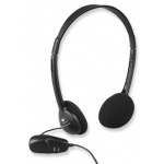 Наушники Logitech Stereo Headphone Dialog-220 Black (980177)