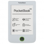 Электронная книга PocketBook 614, White