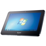 "Планшетный компьютер 3Q Tablet PC Qoo!/3QTAB/SURF/AN1008A/23W7HP+3G/10.1""/1024x600/Intel Atom N455/1.66 GHz/DDR3 2GB/SSD 32GB/Wi-Fi/BT2.1+EDR/3G/1.3MP/3650mAh/Черный/Windows 7 Home Premium (53146)"