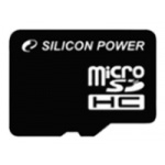 Флеш карта Silicon Power microSDHC 32 Gb Class 10 + SD адаптер (SP032GBSTH010V10-SP)