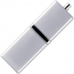 USB диск (флешка) Silicon Power LuxMini 710 32 Gb Silver USB2.0 (SP032GBUF2710V1S)