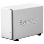 ������� ���������� Synology DS214se