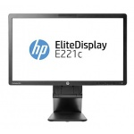 "LED монитор 21.5"" HP EliteDisplay E221c Black D9E49AA"
