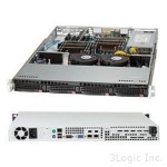 Сервер Supermicro SuperServer SYS-6017R-TDF