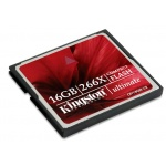 Флеш карта Kingston CompactFlash Ultimate 16 Gb 266x (CF/16GB-U2)